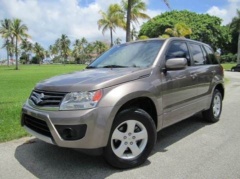 2013 Suzuki Grand Vitara for sale at FLORIDACARSTOGO in West Palm Beach FL