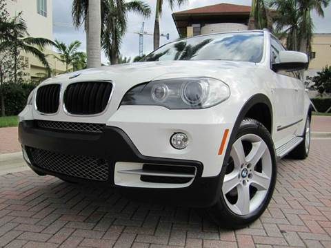 2008 BMW X5 for sale at FLORIDACARSTOGO in West Palm Beach FL