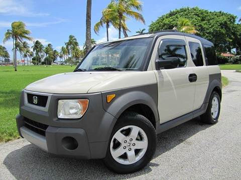 2005 Honda Element for sale at FLORIDACARSTOGO in West Palm Beach FL