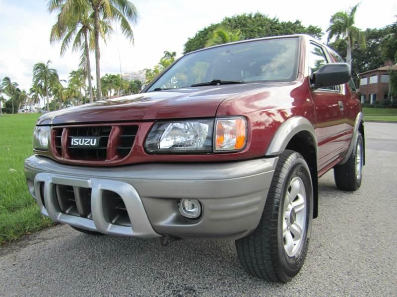2002 Isuzu Rodeo Sport S Hard Top 2WD 2dr SUV In West Palm Beach FL