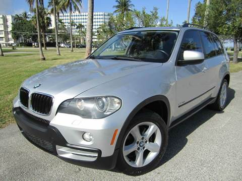 2009 BMW X5 for sale at FLORIDACARSTOGO in West Palm Beach FL