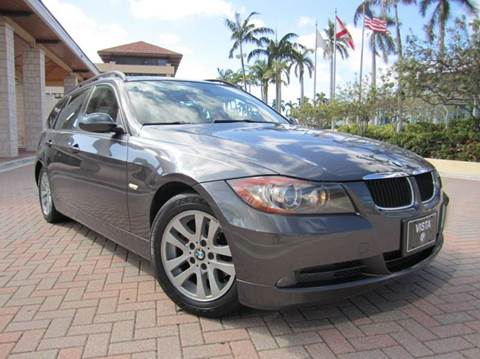 2007 BMW 3 Series for sale at FLORIDACARSTOGO in West Palm Beach FL