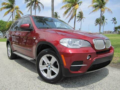 2011 BMW X5 for sale at FLORIDACARSTOGO in West Palm Beach FL
