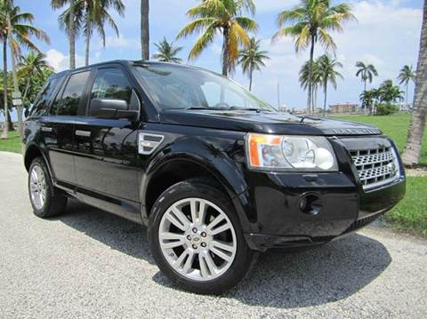 2009 Land Rover LR2 for sale at FLORIDACARSTOGO in West Palm Beach FL