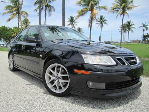 2005 Saab 9-3 for sale at FLORIDACARSTOGO in West Palm Beach FL