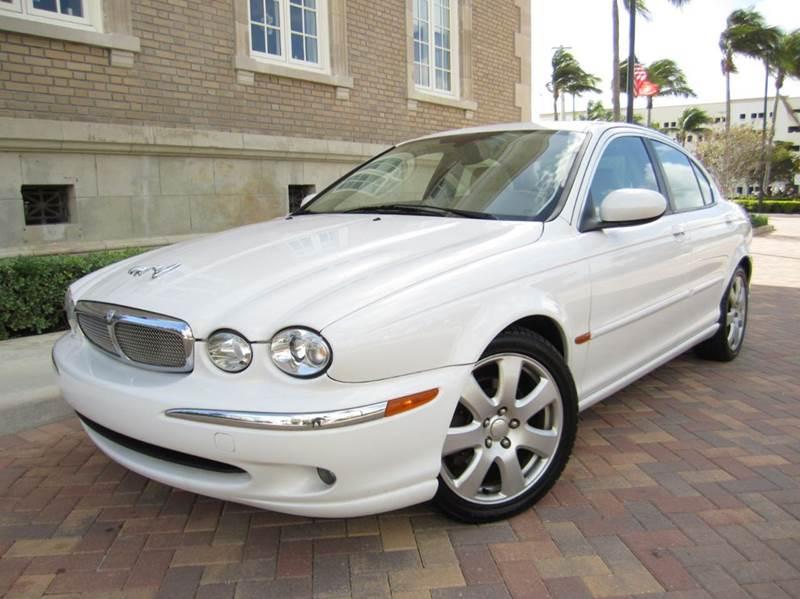 2006 jaguar x-type 3.0l awd 4dr sedan in west palm beach fl