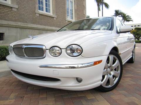 2006 Jaguar X-Type for sale at FLORIDACARSTOGO in West Palm Beach FL