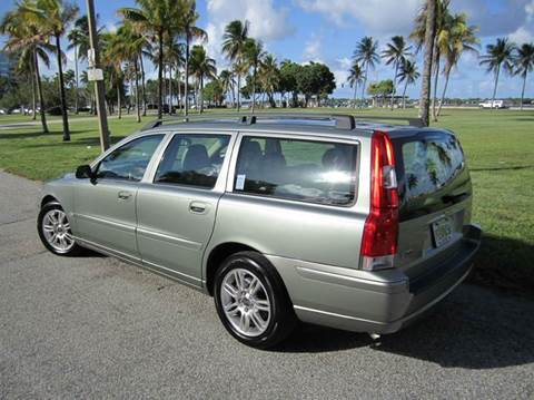 2006 Volvo V70 for sale at FLORIDACARSTOGO in West Palm Beach FL