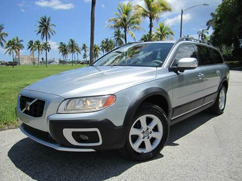 2008 Volvo XC70 for sale at FLORIDACARSTOGO in West Palm Beach FL