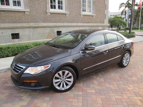 2010 Volkswagen CC for sale at FLORIDACARSTOGO in West Palm Beach FL