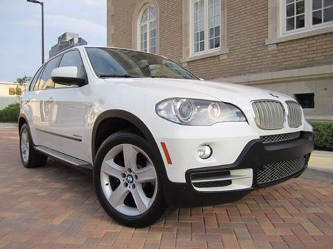 2010 BMW X5 for sale at FLORIDACARSTOGO in West Palm Beach FL