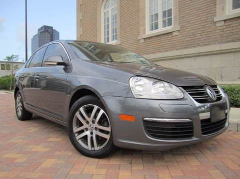 2006 Volkswagen Jetta for sale at FLORIDACARSTOGO in West Palm Beach FL