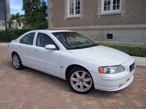 2005 Volvo S60 for sale at FLORIDACARSTOGO in West Palm Beach FL