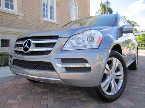 2010 Mercedes-Benz GL-Class for sale at FLORIDACARSTOGO in West Palm Beach FL
