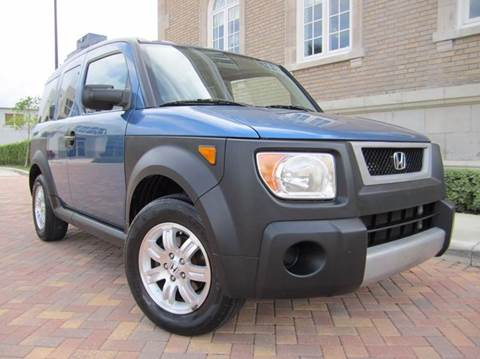 2006 Honda Element for sale at FLORIDACARSTOGO in West Palm Beach FL