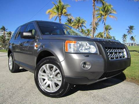 2008 Land Rover LR2 for sale at FLORIDACARSTOGO in West Palm Beach FL