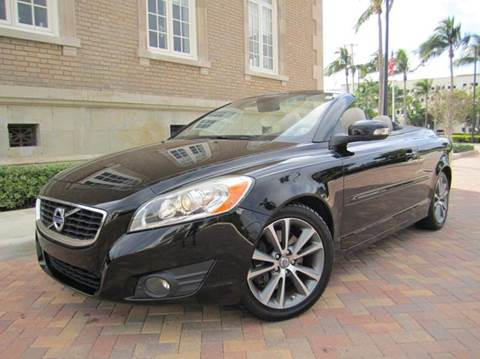 2011 Volvo C70 for sale at FLORIDACARSTOGO in West Palm Beach FL