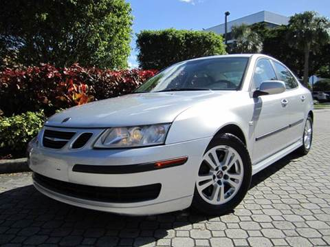 2007 Saab 9-3 for sale at FLORIDACARSTOGO in West Palm Beach FL