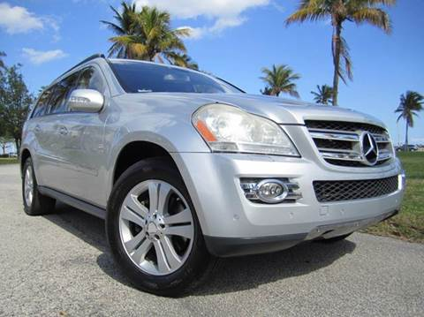 2008 Mercedes-Benz GL-Class for sale at FLORIDACARSTOGO in West Palm Beach FL