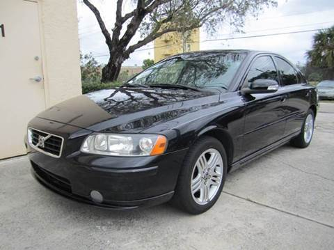 2007 Volvo S60 for sale at FLORIDACARSTOGO in West Palm Beach FL