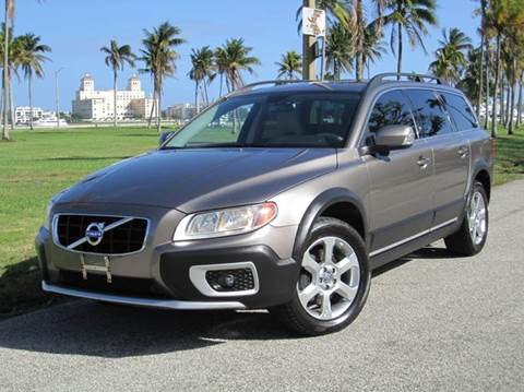 2011 Volvo XC70 for sale at FLORIDACARSTOGO in West Palm Beach FL