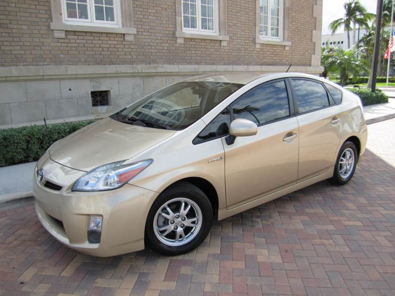 2010 Toyota Prius for sale at FLORIDACARSTOGO in West Palm Beach FL