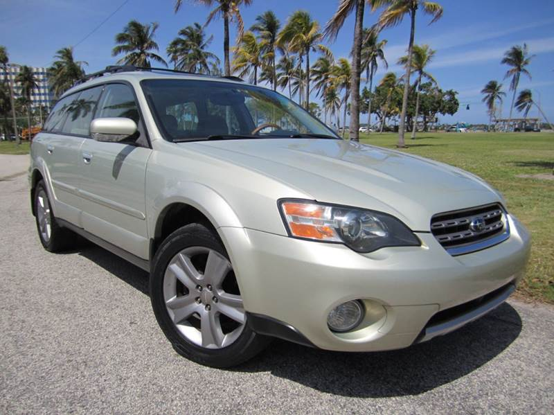 2005 Subaru Outback for sale at FLORIDACARSTOGO in West Palm Beach FL