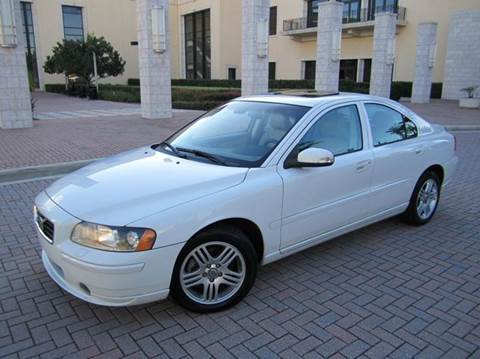 2008 Volvo S60 for sale at FLORIDACARSTOGO in West Palm Beach FL