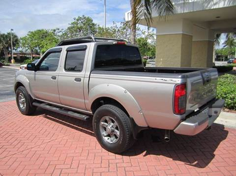 2004 Nissan Frontier for sale at FLORIDACARSTOGO in West Palm Beach FL