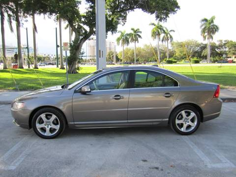 2008 Volvo S80 for sale at FLORIDACARSTOGO in West Palm Beach FL