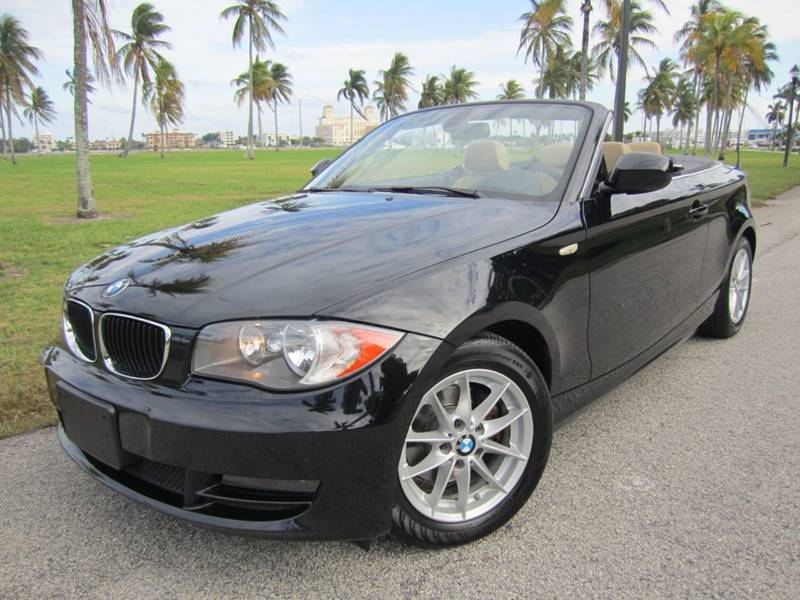 2011 Bmw 1 Series 128i 2dr Convertible SULEV In West Palm