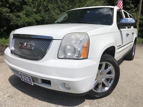2008 GMC Yukon XL for sale in Newport News, VA