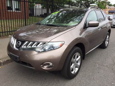 2010 Nissan Murano for sale at Commercial Street Auto Sales in Lynn MA