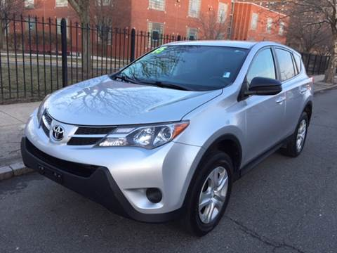2015 Toyota RAV4 for sale at Commercial Street Auto Sales in Lynn MA