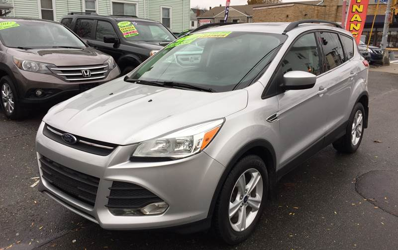 2014 Ford Escape for sale at Commercial Street Auto Sales in Lynn MA