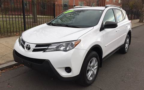 2013 Toyota RAV4 for sale at Commercial Street Auto Sales in Lynn MA
