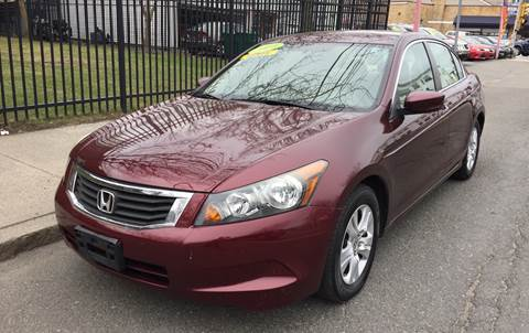 2010 Honda Accord for sale at Commercial Street Auto Sales in Lynn MA