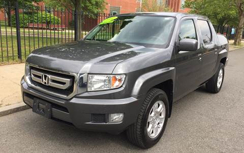2011 Honda Ridgeline for sale at Commercial Street Auto Sales in Lynn MA