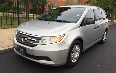 2011 Honda Odyssey for sale at Commercial Street Auto Sales in Lynn MA