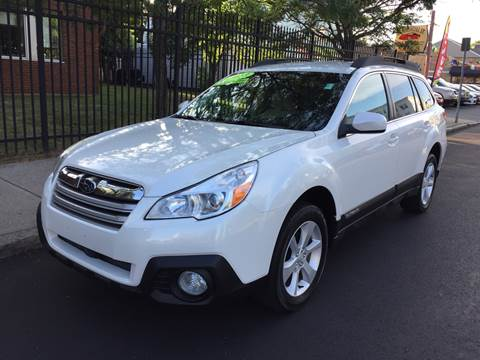 2013 Subaru Outback for sale at Commercial Street Auto Sales in Lynn MA