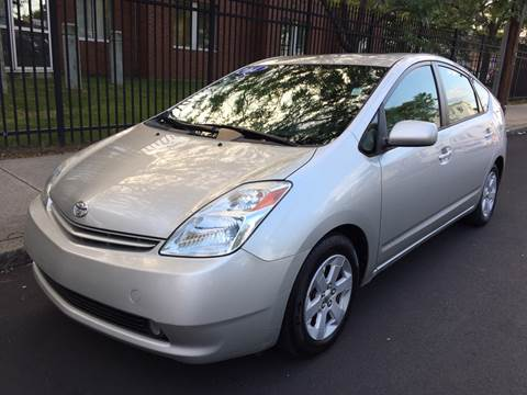 2004 Toyota Prius for sale at Commercial Street Auto Sales in Lynn MA