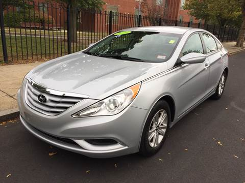 2013 Hyundai Sonata for sale at Commercial Street Auto Sales in Lynn MA