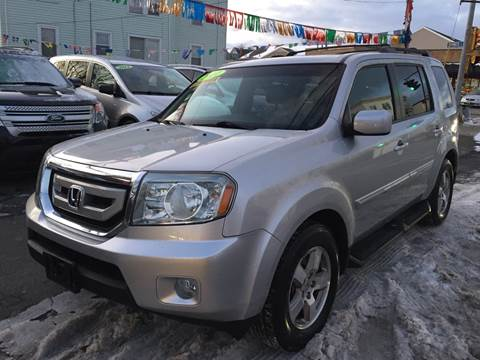 2011 Honda Pilot for sale at Commercial Street Auto Sales in Lynn MA
