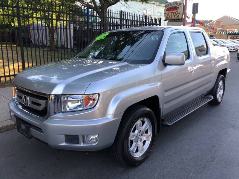 2010 Honda Ridgeline for sale at Commercial Street Auto Sales in Lynn MA