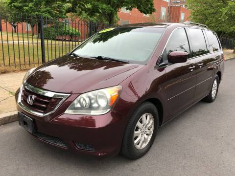 2008 Honda Odyssey for sale at Commercial Street Auto Sales in Lynn MA