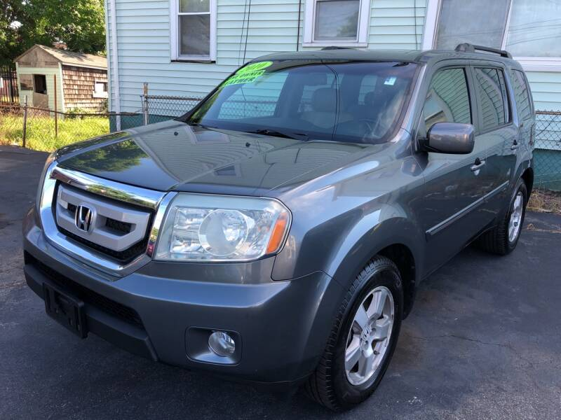 2010 Honda Pilot for sale at Commercial Street Auto Sales in Lynn MA