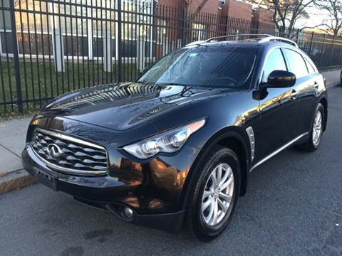 2010 Infiniti FX35 for sale at Commercial Street Auto Sales in Lynn MA