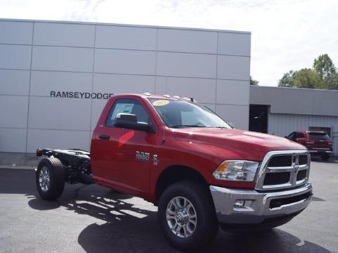 2017 RAM Ram Chassis 3500 for sale in Harrison, AR