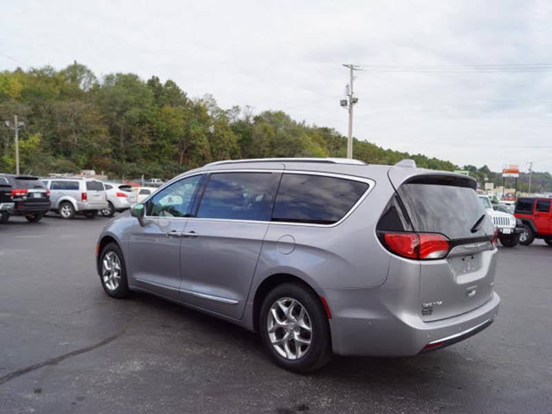 2017 chrysler pacifica limited in harrison ar ramsey for Ramsey motor company harrison ar
