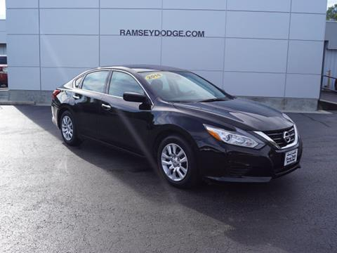 2016 Nissan Altima for sale in Harrison, AR